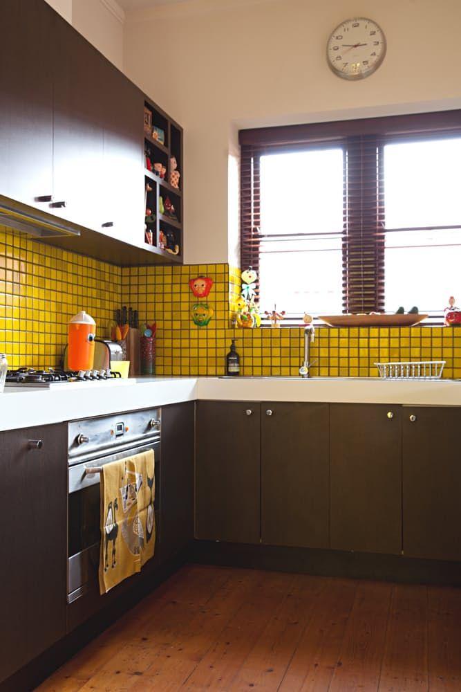 Mejores 17 imágenes de Cocinas Naranjas en Pinterest | Cocina ...