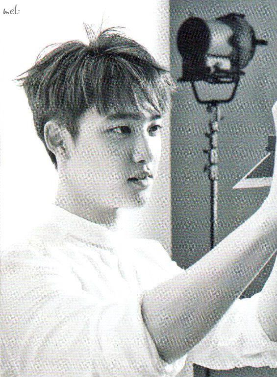 150304 Cosmopolitan Céci Magazine March 2015 Issue #EXO ♡ #Kyungsoo