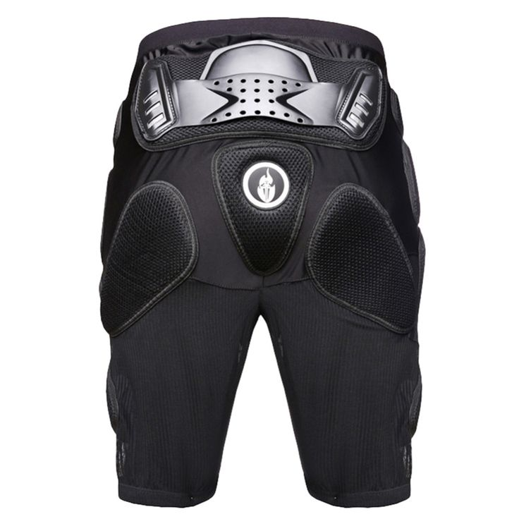 Motorcross Downhill Mountain Bike Skating Extreme Sport Protective Gear Hip Pad WOLFBIKE Hockey Motorcycle Armor Shorts Hot Sale
