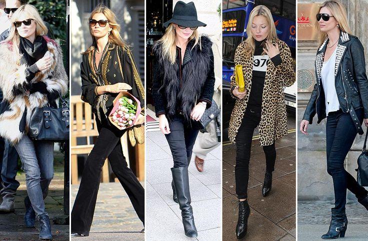 Kate Moss: 40º aniversario del rostro rebelde y provocativo de la moda