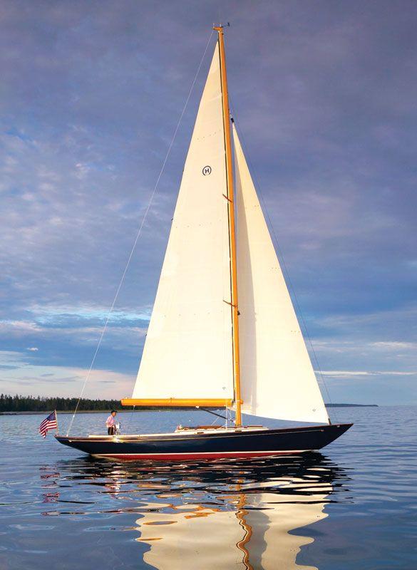 Hinckley Yachts - Hinckley DS42