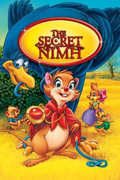Nonton The Secret of NIMH Sub Indo Cinema 21 Streaming