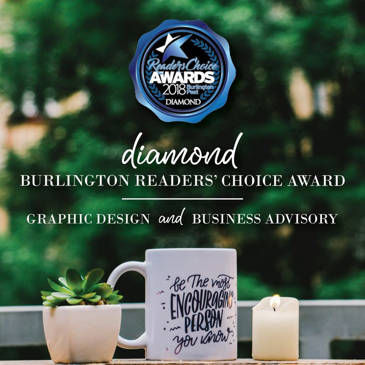 Big Leaps, Encouragement and Burlington Choice Awards