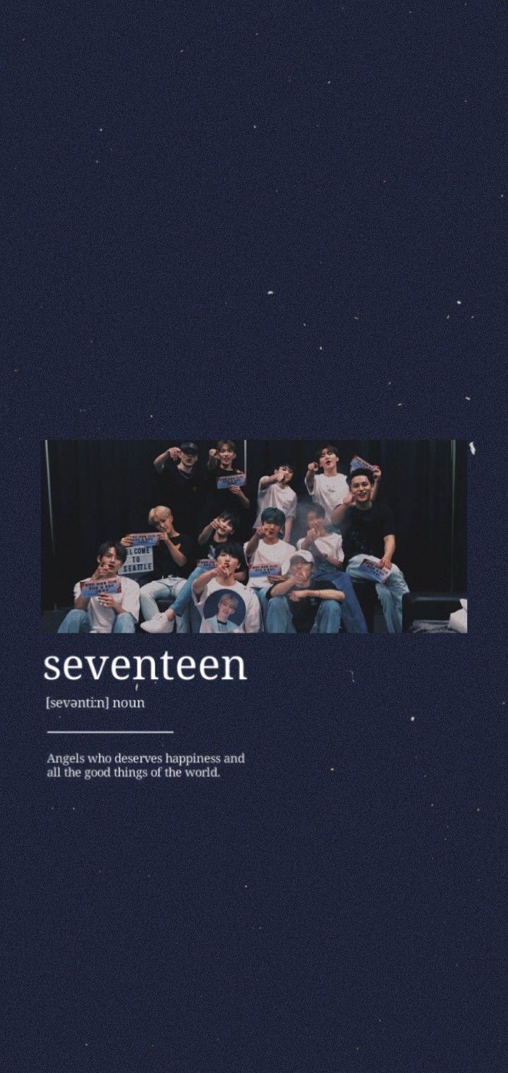 On Twitter Seventeen Wallpaper Kpop Seventeen Lyrics Seventeen Album Aesthetic seventeen kpop wallpaper hd