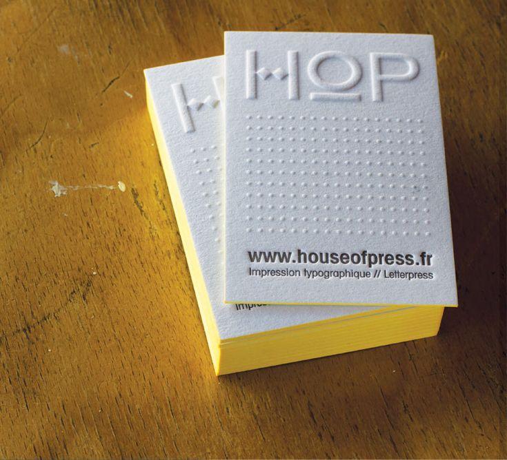 Unique Business Card, House Of Press @octopusls #BusinessCards #Design (http://www.pinterest.com/aldenchong/)