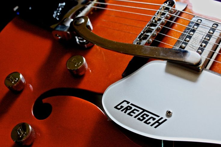 95 Best Images About Vintage Gretsch Guitars On Pinterest