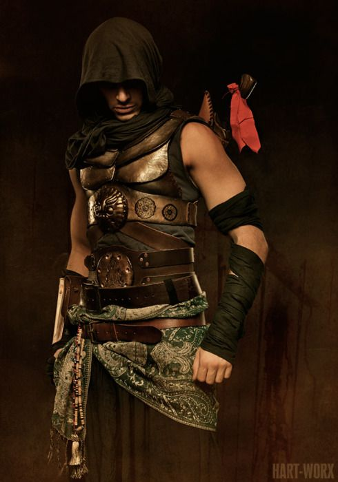 Prince of Persia [Cosplay]
