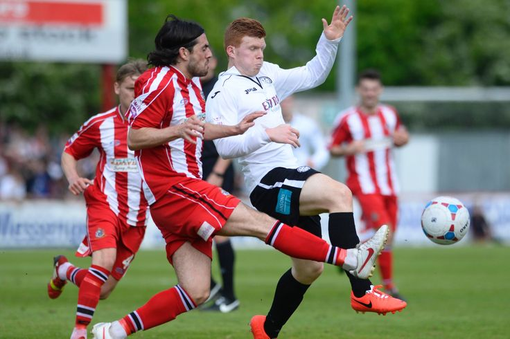Lord adds to his squad with arrival of Hednesford Town striker