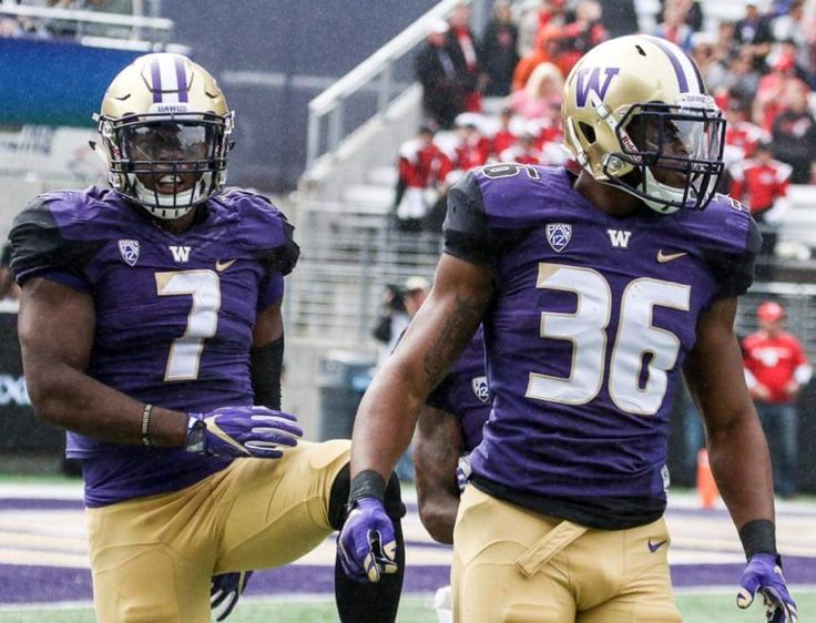 Best LB duo in college football. Azeem Vic and Keishawn Bierria.