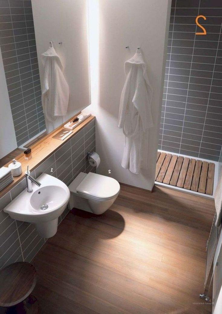 30+ Brilliant Bathroom Design Ideas For Small Space ...
