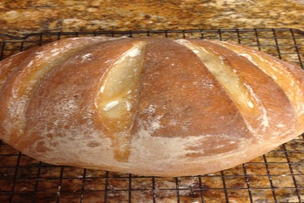 """""""Old Reliable"""" French Bread (for Kitchen Aid Mixers ..."""