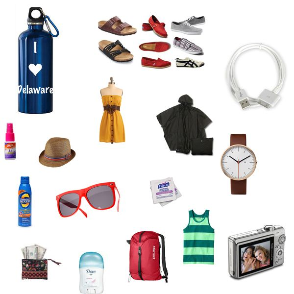 Travel Tip: What to pack for the Firefly Music Festival in Delaware