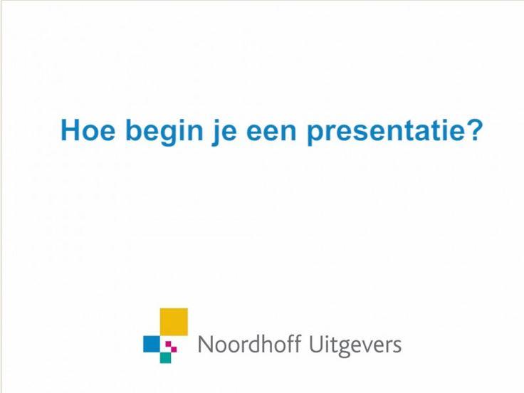 Minicursussen | PowerPoint