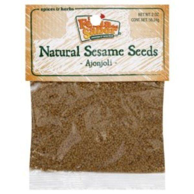 I'm learning all about La Feria Del Sabor Sesame Seeds Natural at @Influenster!