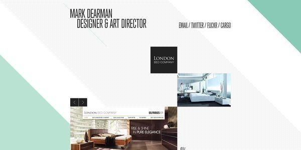 Tendance web : 15 web design avec un effet parallaxe - Webdesign