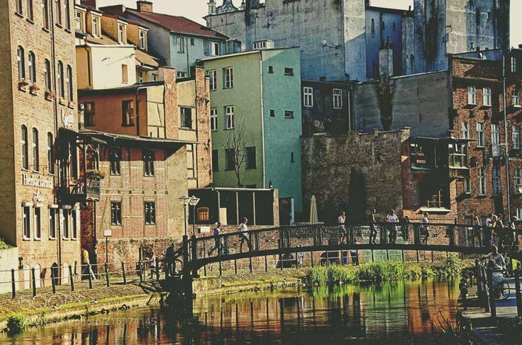 Venice of Poland in Bydgoszcz by ElFa