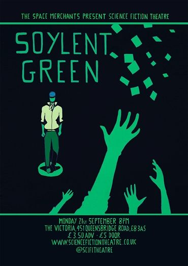 Soylent Green by Danilo Tranquilo