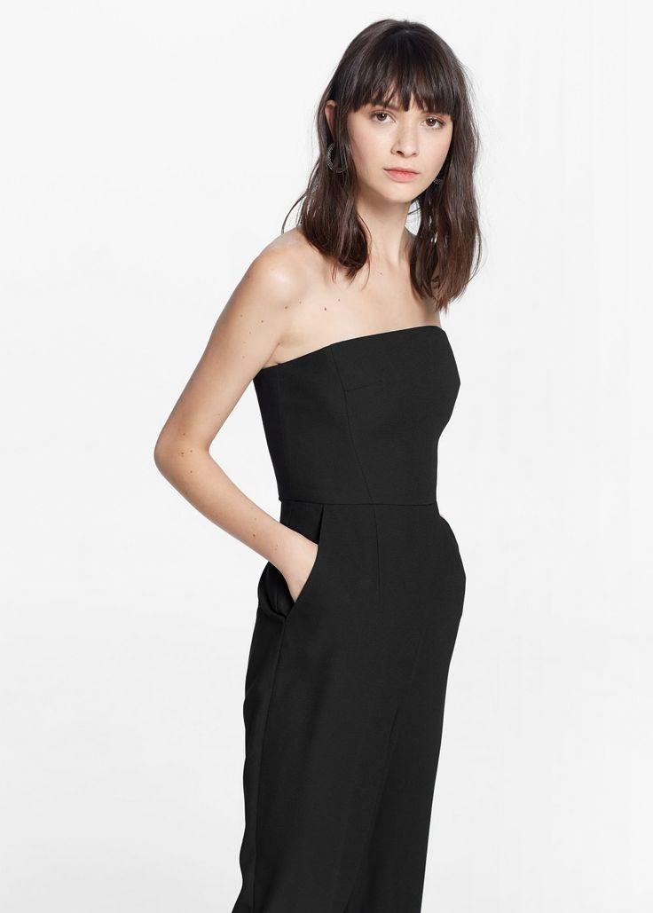 les 25 meilleures id es concernant combinaison bustier sur pinterest robe meraude et robes. Black Bedroom Furniture Sets. Home Design Ideas