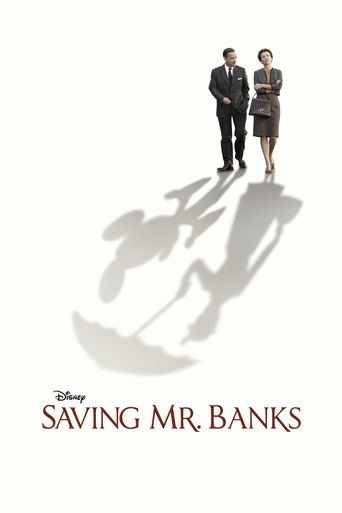 Saving Mr. Banks (2013) movie trailers, posters, wallpapers, film facts, ratings, cast, crew, and similar movies.