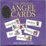 These cute angel cards are a perfect small gift! Because each miniature card has only one key word and picture it is the perfect tool to help you connect with your own intuition for your personal angelic message.    This pack includes:  *72 playfully illustrated cards  *20 additional new cards   *20 Bonus Stickers  *Pocket Size Carrying Case  *Sturdy, Flip Top Box for selecting & storing cards. £11.99     www.angeliccreationsshop.net