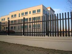 Security fencing is diverse and there are numerous features which can be employed as a part of an overall security plan.