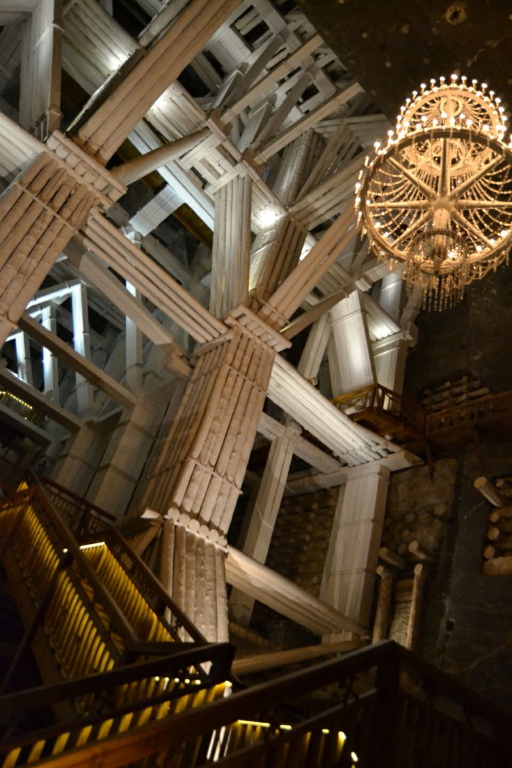 Pologne #5 – La mine de sel « Wieliczka » | Jolis voyages