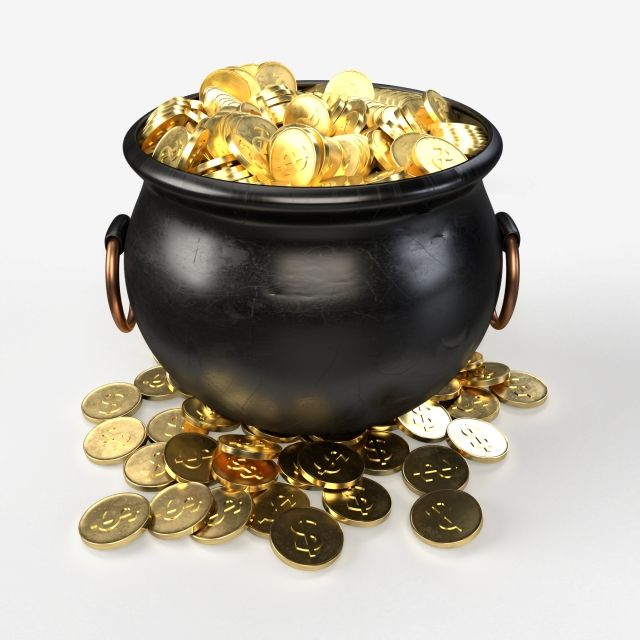 Pot Of Gold Coins Isolated On A Transparent Background 3d Illustration Gold Clipart Economics Economic Png Transparent Clipart Image And Psd File For Free Do Pot Of Gold Gold Clipart Gold