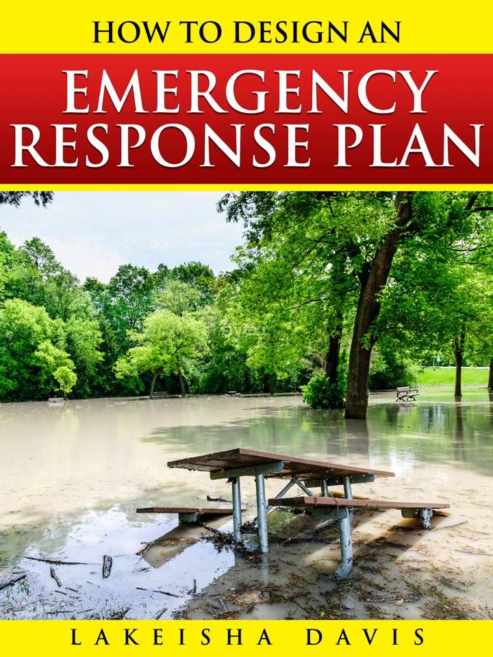 How to Design an Emergency Response Plan - Cover