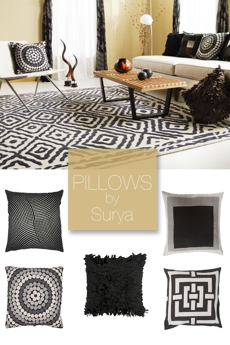 Pillows Are An Easy Way To Jazz Things Up Get Inspired By These Exquisite JazzLiving Rooms