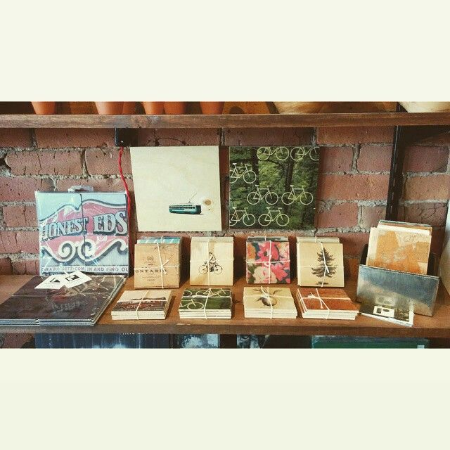 resurfaced products available at #craftartsmarket in St.Catharine's in Ontario, Canada