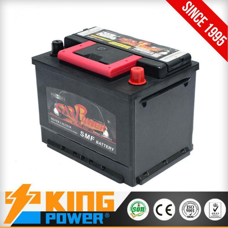 baterias de carro 54519MF (DIN45MF) 12V45AH