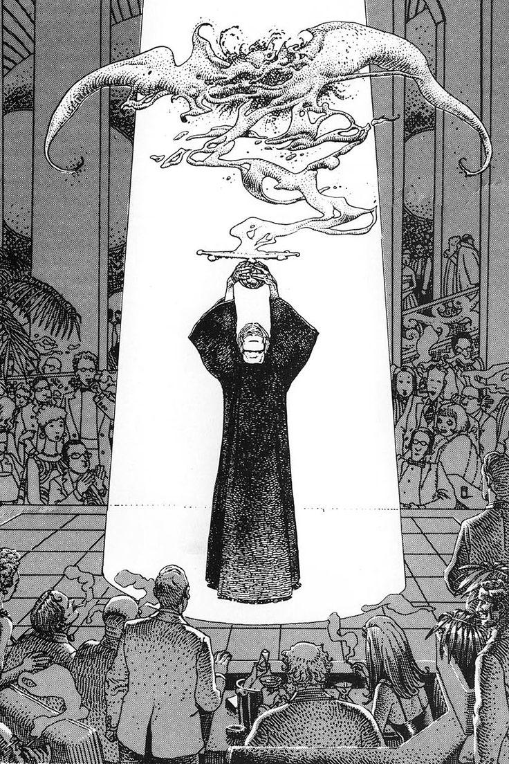Moebius - Parapsychology and You (1986)