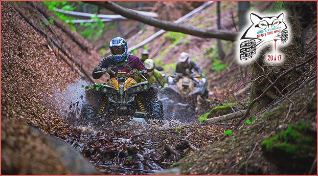 Offroad-Challenge: CF Moto Jag den Wolf 2017 Eines der härtesten ATV-Rennen geht vom 3. bis 8. April in Transsilvanien über die Bühne; 100 Prozent Offroad verspricht das CF Moto Jag den Wolf 2017 http://www.atv-quad-magazin.com/aktuell/offroad-challenge-cf-moto-jag-den-wolf-2017/ #rennsport #huntthewolf #rumänien #extreme #offroad #atvquadmagazin