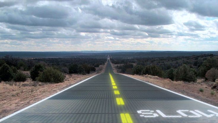 Solar Streets: New Roadways May Ditch Asphalt for Energy-Generating Sunshine Collectors