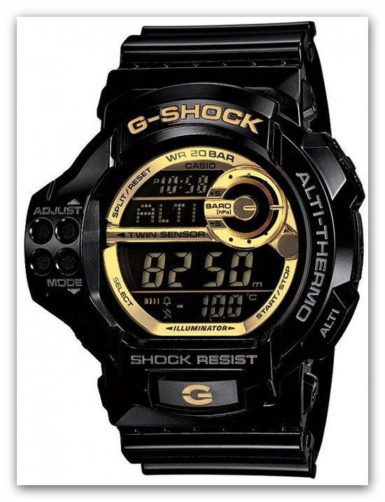 G-Shock Gold