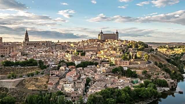 Toledo, España - Sueño compartido por @luisantoniomata en la red social: www.faro.travel
