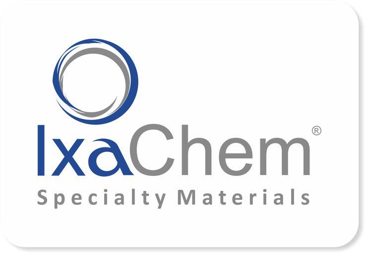 """Diseño de Logo para la compañia """"Ixachem"""" Specialty Materials - Mayo de 2014 - Ohio -USA"""