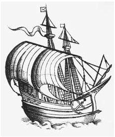 With the invention of the Caravel, the Portuguese gave Europeans access to sub-Saharan Africa. The Portuguese gained an appetite for slave trade from their dealings with Arab and African flesh merchants, and founded the modern plantation system. This system would be carried over to the new world, where many Africans would be forced to cultivate cash crops such as tobacco and rice.