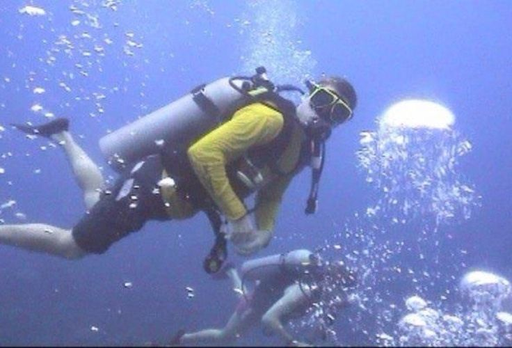 Scuba Diving in Gran Cayman