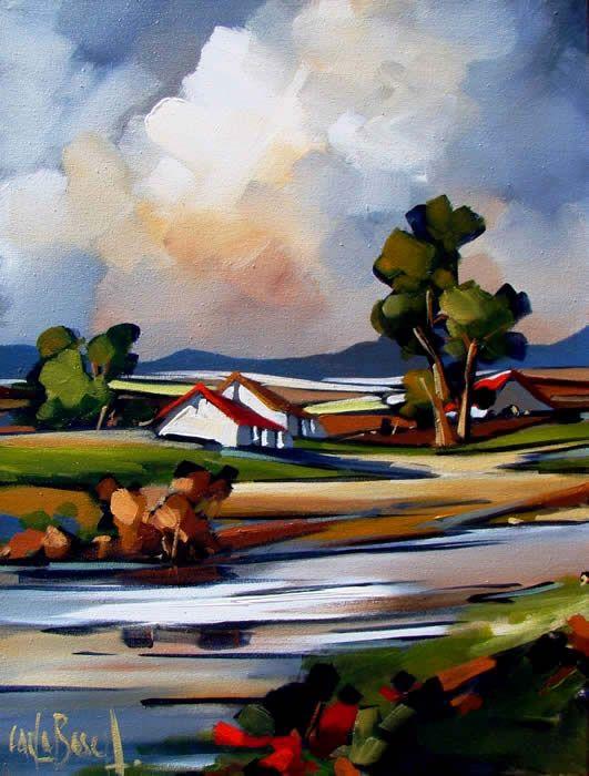 Carla Bosch...Robertson Art Gallery