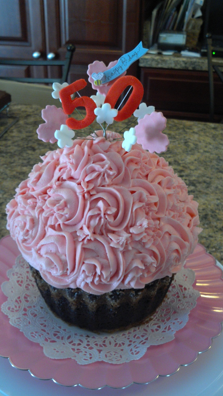 Cake Design For Moms : 50th Birthday Cake Cakes Pinterest Birthday cakes ...