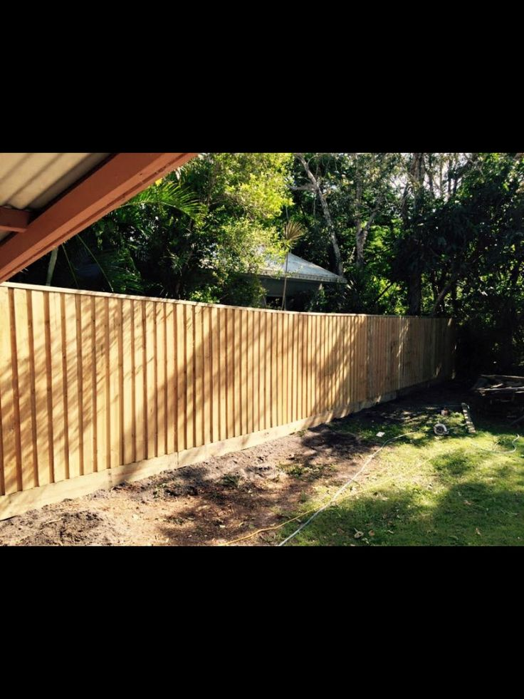 All Good Fencing Qld  Feature timber slat fence, side fence,front fences, pine, Sunshine Coast,  https://www.facebook.com/allgoodfencingqld