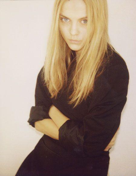 Viktoriya Sasonkina by Paul Rowland