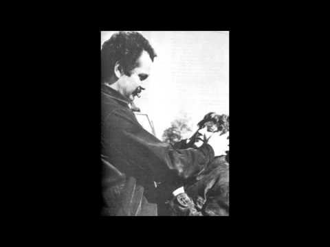 "Philippe Leotard chante ""Saturne"" de Georges Brassens - YouTube"