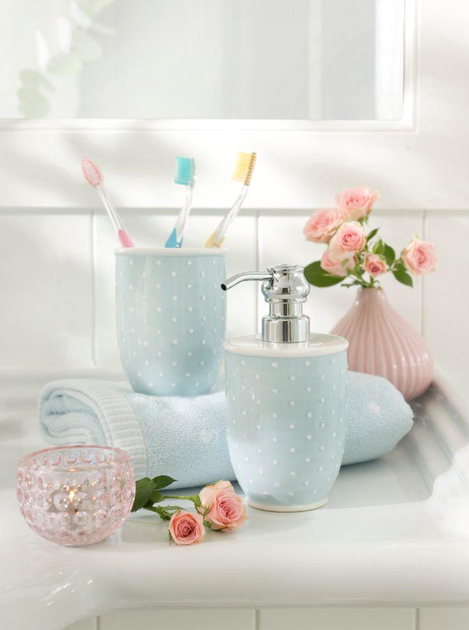 Pretty Pastels Bathroom