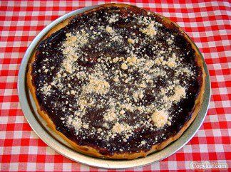 CiCi's has been long known for their delicious dessert pizzas. With chocolate pudding and pizza dough you can turn a couple of basic ingredients into much more. You can make this easily at home.