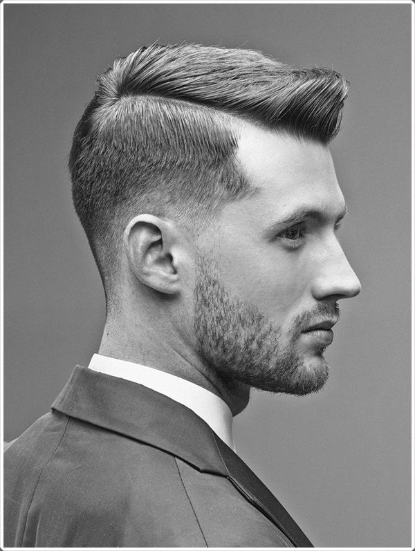 One of the trending hairstyle that makes you look extremely handsome.