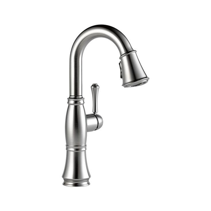 Cidy Faucet In Artic Stainless 9997 Ar Dst Single Handle