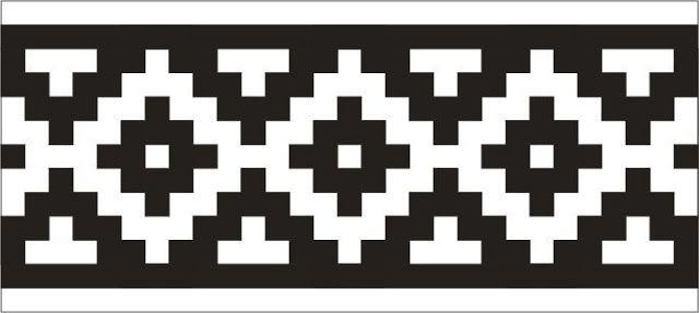 Tejidos del Campo: Guarda pampa