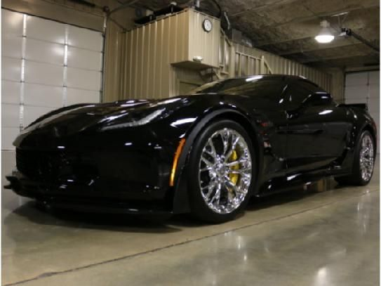 2015 Chevrolet Corvette Z06 Coupe Zo7 3lz Only 450